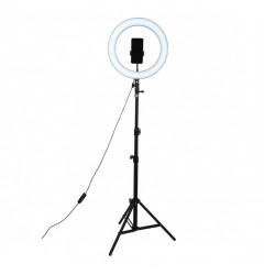 Кольцевая LED лампа 36см
