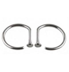 D-ring  (титан F136)  0,8*8, 0,8*10