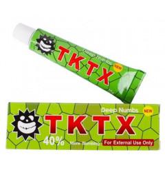 TKTX gel 40% эффективная вторичная анестезия гель 15 мл